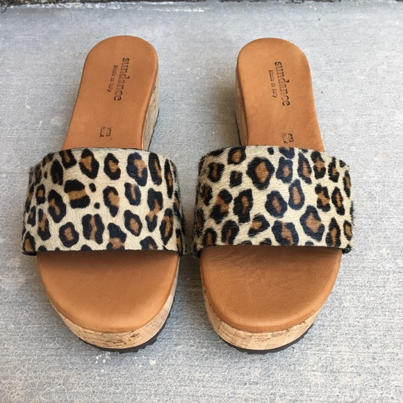 Sundance Shoes | Sundance Leopard Print